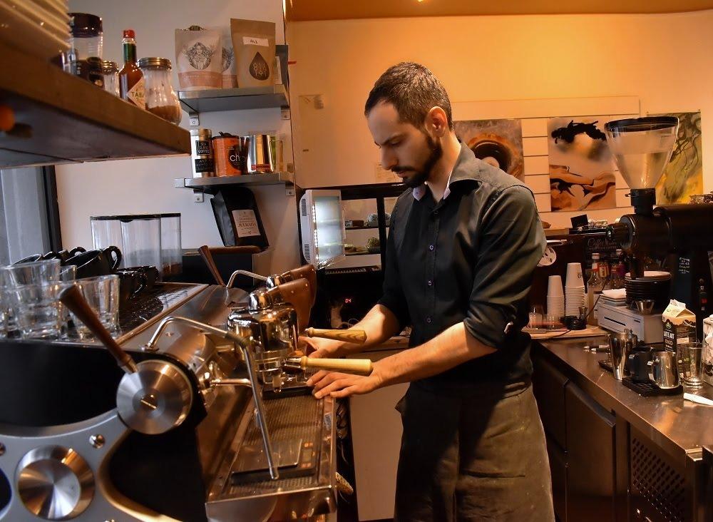 A43 Coffee Cafe Avenyn