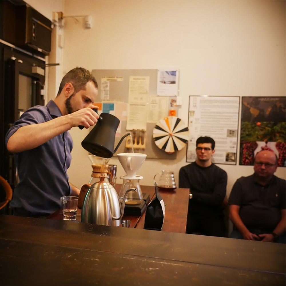 Kaffeprovning Göteborg Coffee Tasting