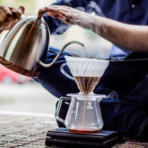 kaffeprovning, göteborg, handbryggt kaffe, v60, specialkaffe