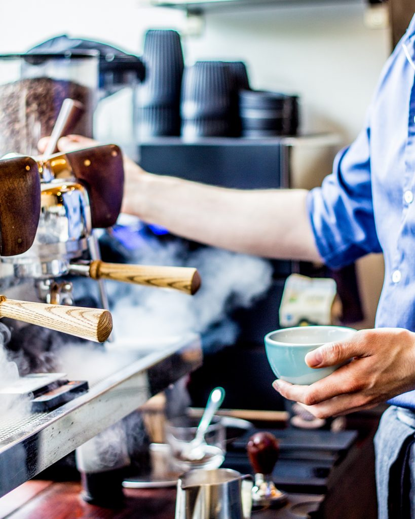 kaffebar, göteborg, espresso, kaffe, avenyn